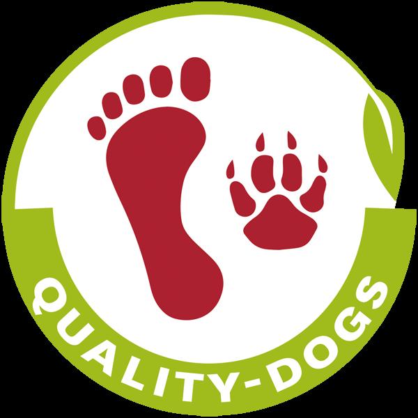 Logo - Quality Dogs - Hunde-Themen